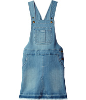 Tommy Hilfiger Kids - Overall Jumper Dress (Big Kids)
