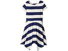 Tommy Hilfiger Kids - Yarn-Dye Handkerchief Dress (Big Kids)