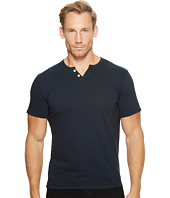 Joe's Jeans - Wintz Short Sleeve Slub Henley
