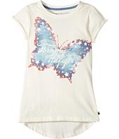 Tommy Hilfiger Kids - Butterfly Tee (Big Kids)
