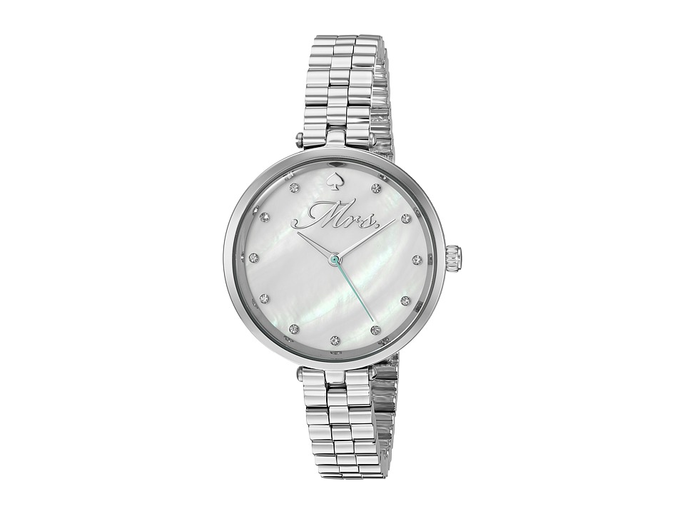 Kate Spade New York - Mrs. Holland - KSW1350 (Silver) Watches