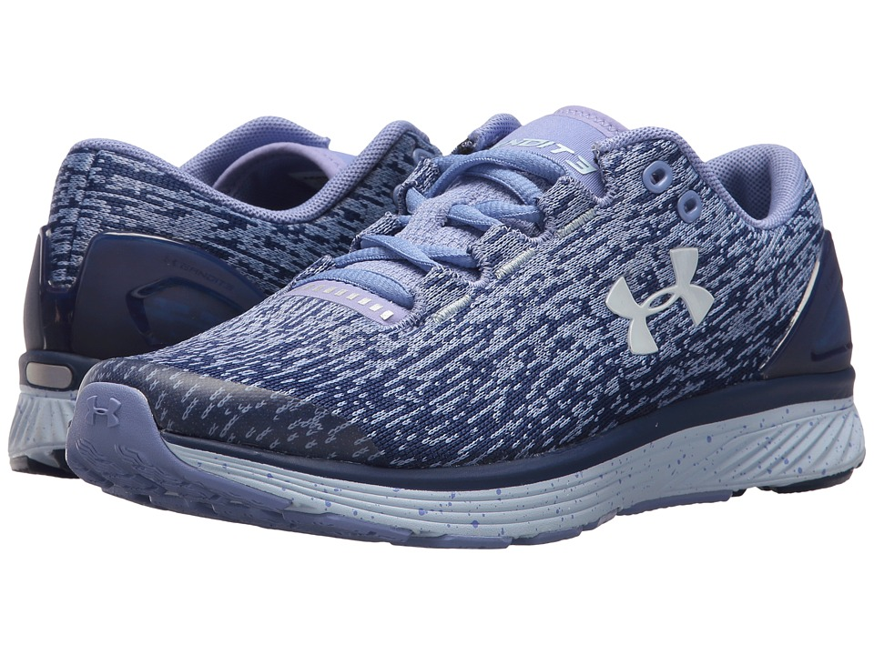 Under Armour Kids UA GGS Charged Bandit 3 Ombre (Big Kid) (Scribe Blue/Talc Blue/Oxford Blue) Girls Shoes