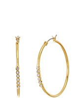 Rebecca Minkoff - Bubble Stone Hoops Earrings