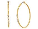 Rebecca Minkoff - Bubble Stone Hoops Earrings