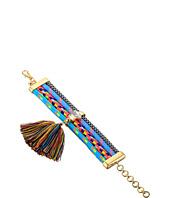 Rebecca Minkoff - Climbing Rope Tassel Bracelet