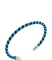 Rebecca Minkoff - Candy Striped Thread Wrapped Cuff Bracelet