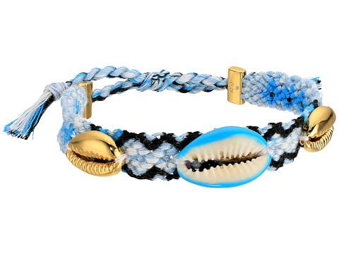 Rebecca Minkoff Lola Friendship Bracelet - Blue Multi