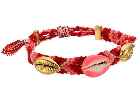 Rebecca Minkoff Lola Friendship Bracelet - Pink Multi