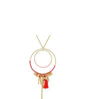 Rebecca Minkoff - Gemma Charm Pendant Necklace