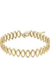 Rebecca Minkoff - Navette Metal Choker Necklace