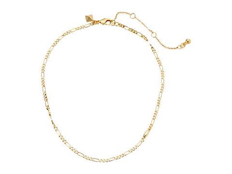 Rebecca Minkoff Boyfriend Chain Choker Necklace - Gold