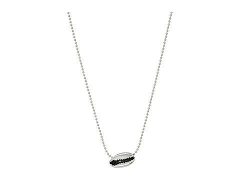 Rebecca Minkoff Mini Lola Necklace - Silver