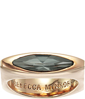 Rebecca Minkoff - Sparkler Square Stacking Ring