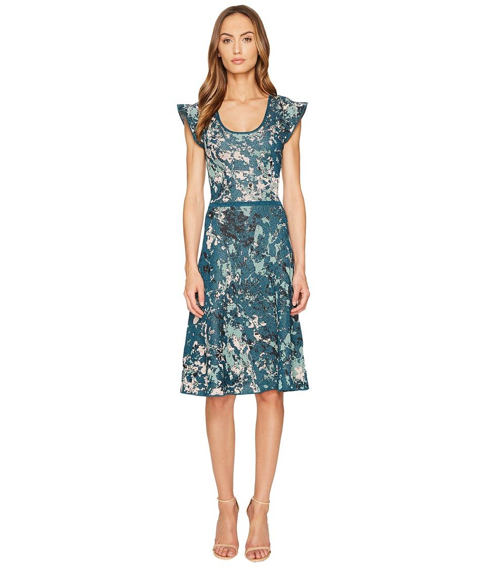 M Missoni - Petal Jacquard Dress