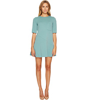 M Missoni - Solid Woven Dress w/ Pocket