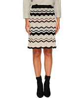 M Missoni - Ripple Ribbon Skirt