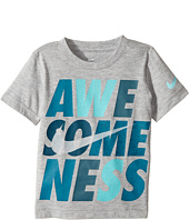 Nike Kids - Awesomeness Tee (Toddler)