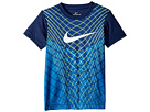 Nike Kids Flyknit Inspired Dri-Fit Tee (Little Kids)