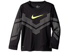Nike Kids As If Reflective Mesh Dri-FIT Tee (Little Kids)