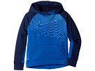 Nike Kids Dri-FIT French Terry Pullover Hoodie (Little Kids)
