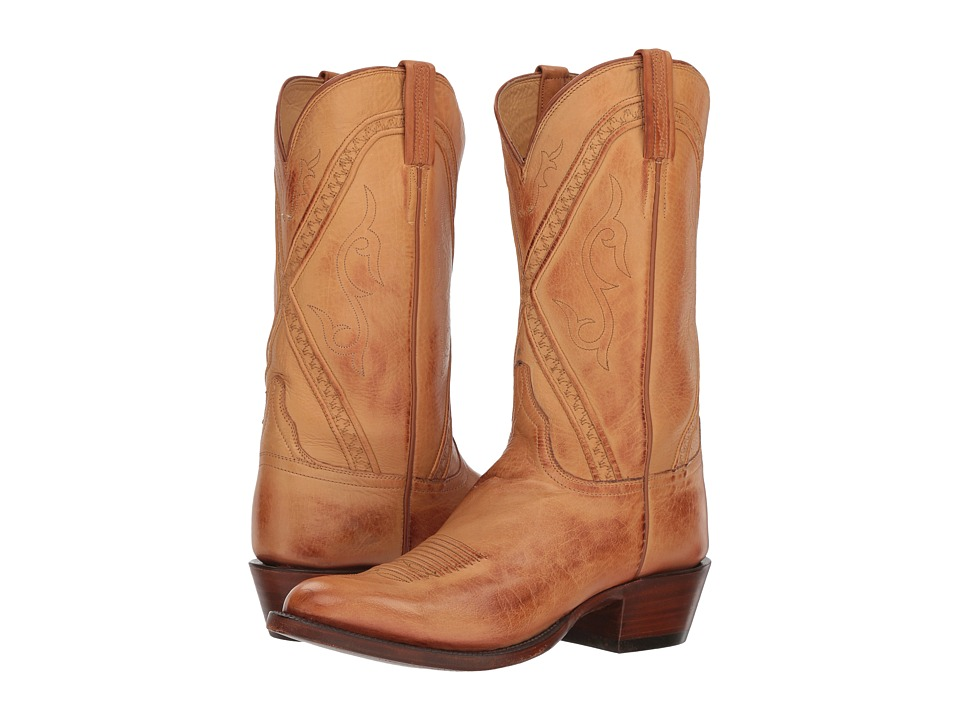 Lucchese - L1677 (Sand) Mens Shoes