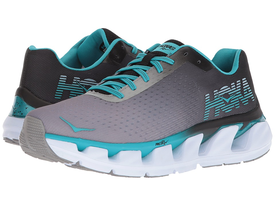Hoka One One Elevon (Black/Bluebird) Women's Running Shoes