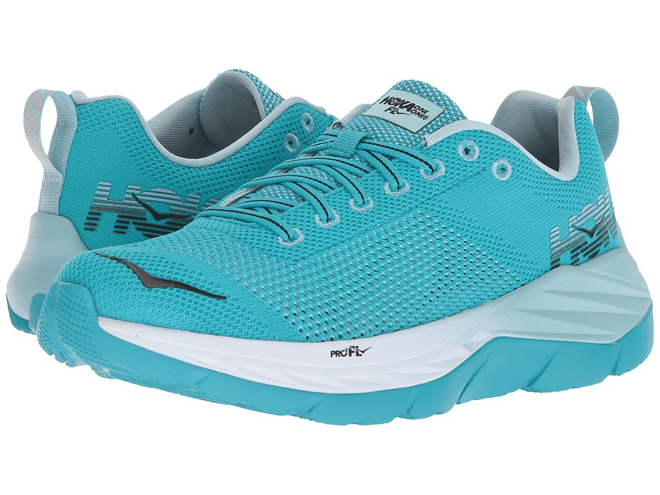 Hoka One One Mach (Bluebird/White) Women's Running Shoes