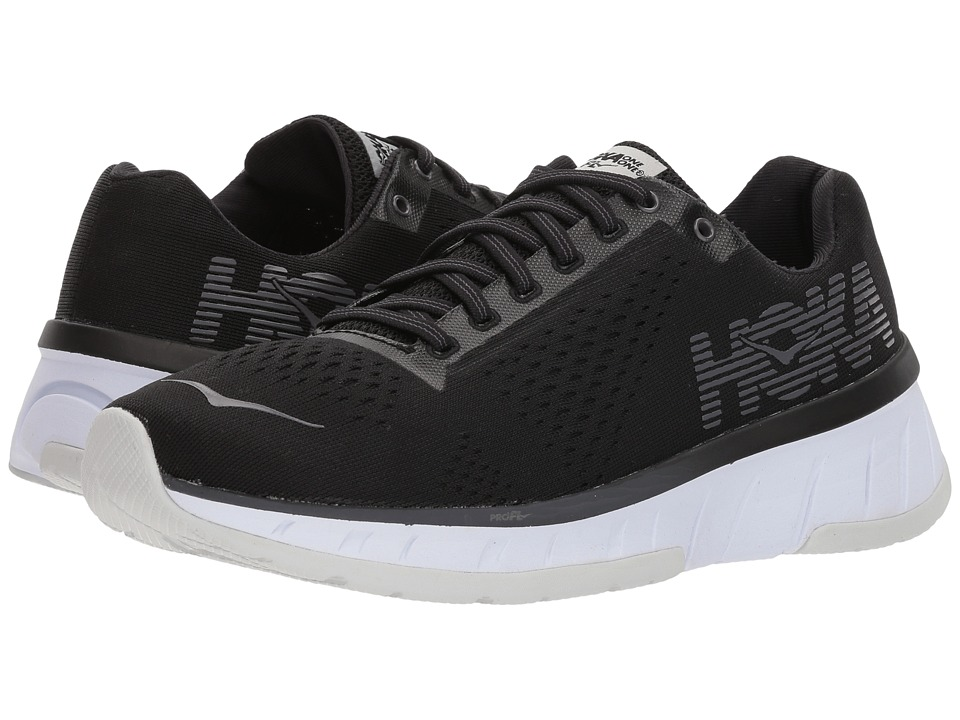 Hoka One One Cavu (Black/White) Women's Running Shoes