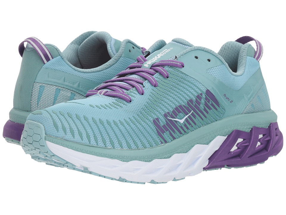Hoka One One Arahi 2 (Aquifer/Sea Angel) Women's Running Shoes