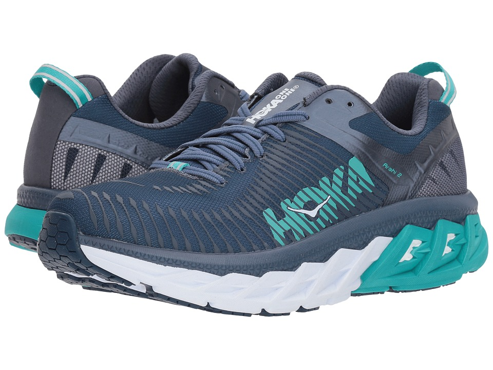 Hoka One One Arahi 2 (Poseidon/Vintage Indigo) Women's Running Shoes