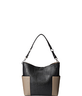 Calvin Klein - Unlined Pebble PVC Hobo
