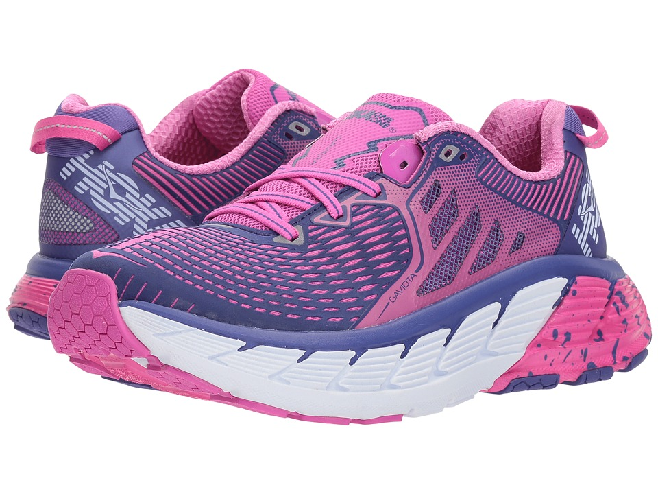 Hoka One One Gaviota (Fuchsia/Liberty) Women's Running Shoes