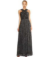 Calvin Klein - Shimmer Cross Neck Gown CD7B6X8Y