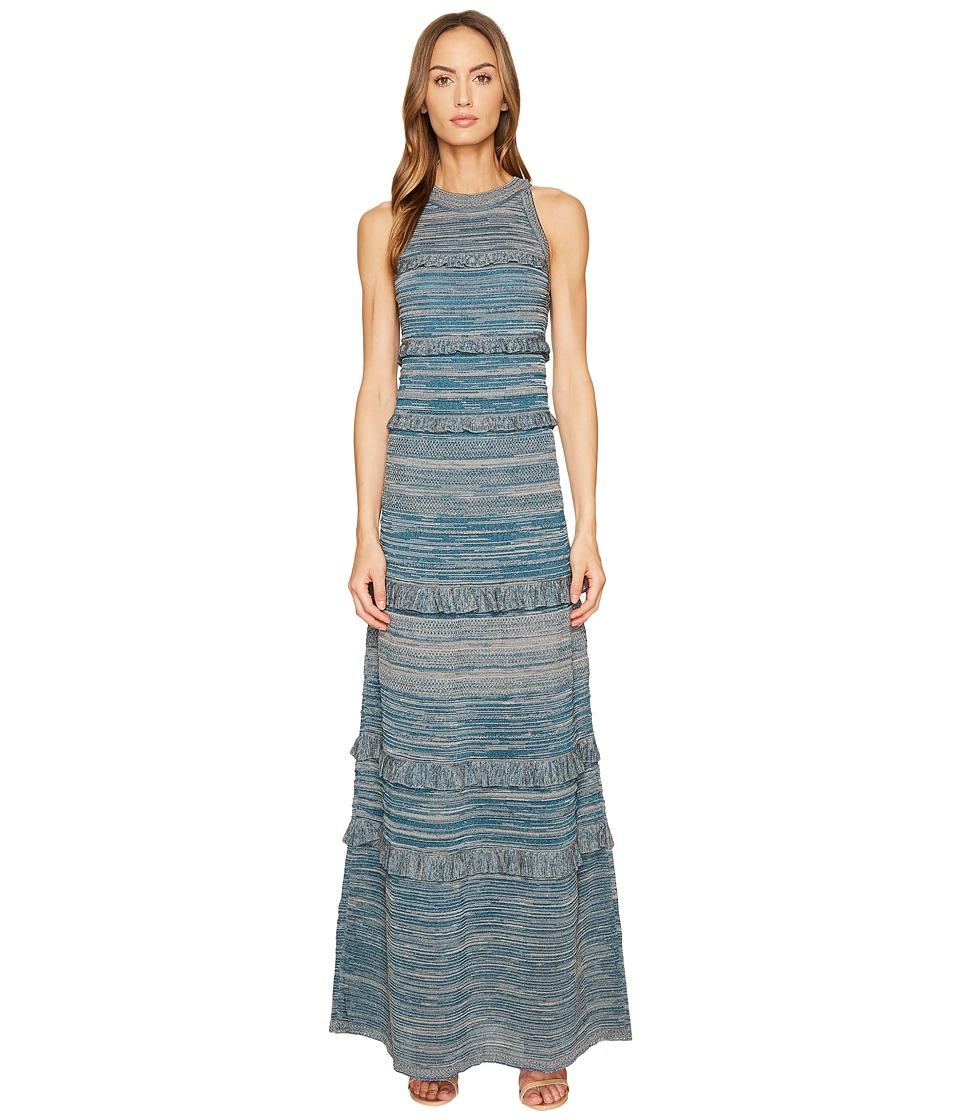 M Missoni - Lurex Mouline Maxi Dress