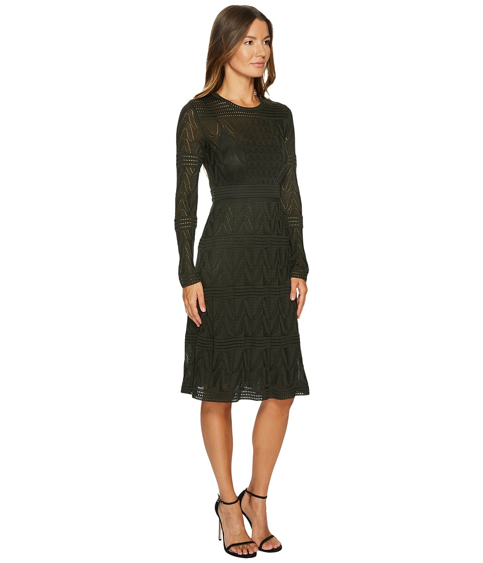 M missoni black dress 2x
