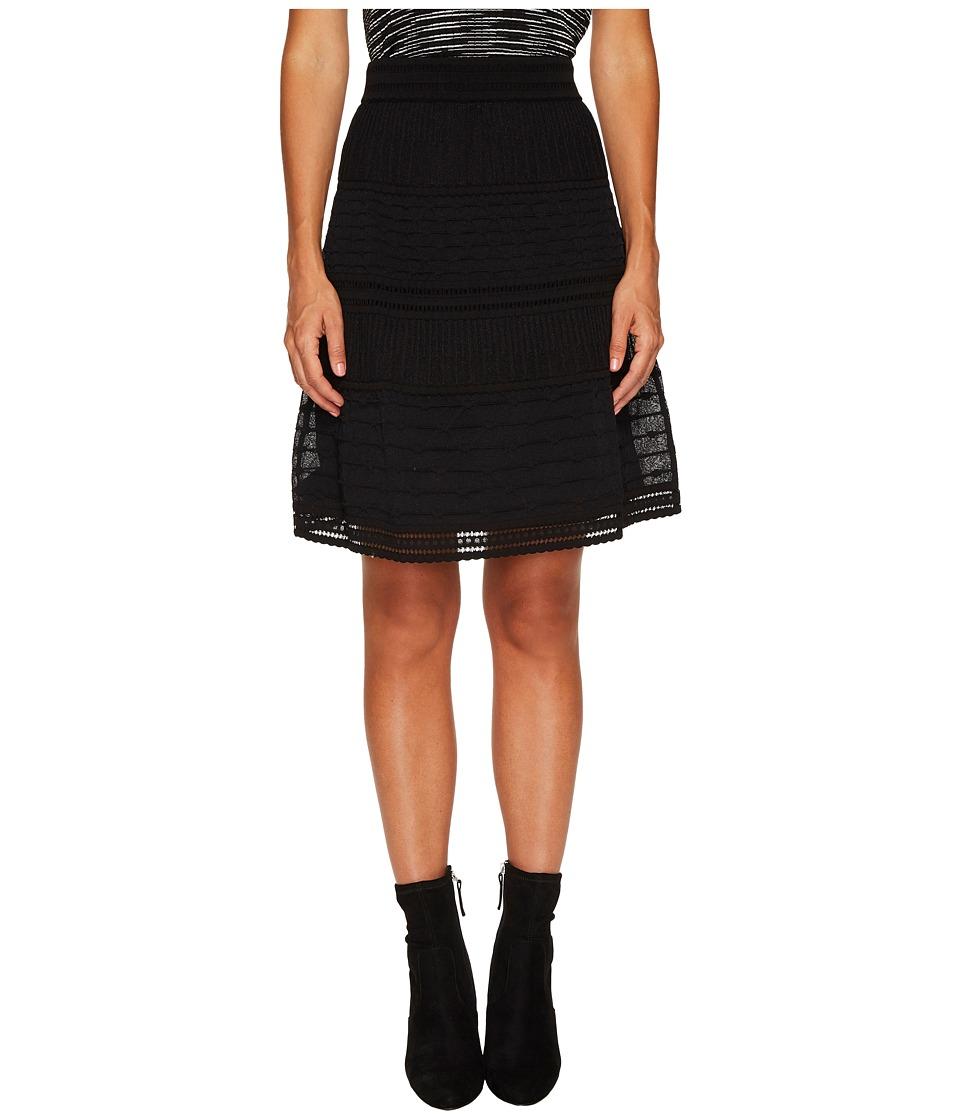 M Missoni - Solid Rib Stitch Skirt