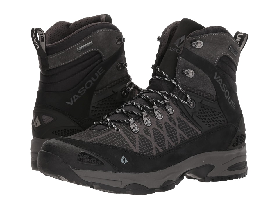 Vasque Saga GTX (Jet Black/Magnet) Men