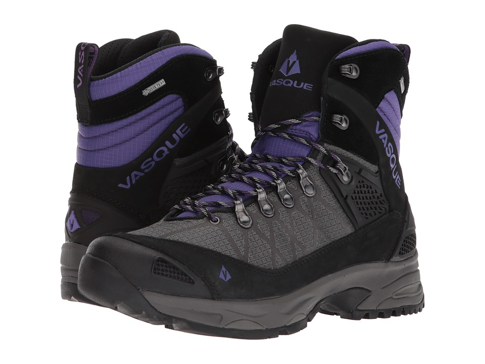 Vasque Saga GTX (Blackberry/Ultra Violet) Women