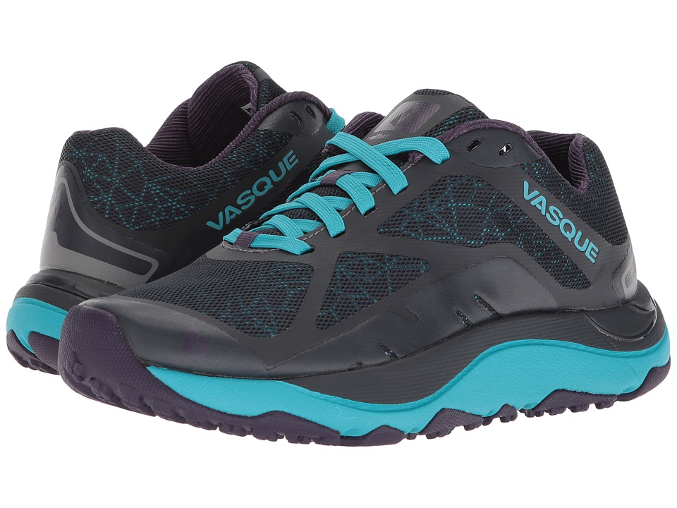 Vasque Trailbender II (Ebony/Bluebird) Women