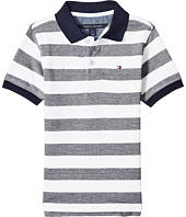 Tommy Hilfiger Kids - Oscar Pique Polo (Toddler/Little Kids)