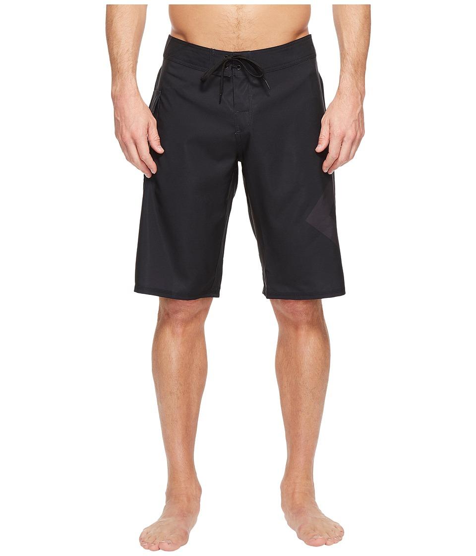 DC Lanai 22 Boardshorts (Black/Black) Men