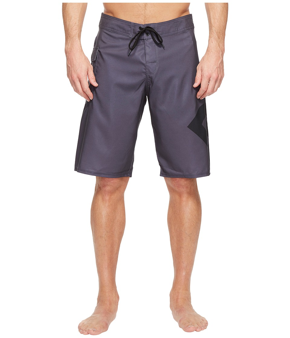 DC Lanai 22 Boardshorts (Periscope/Black) Men
