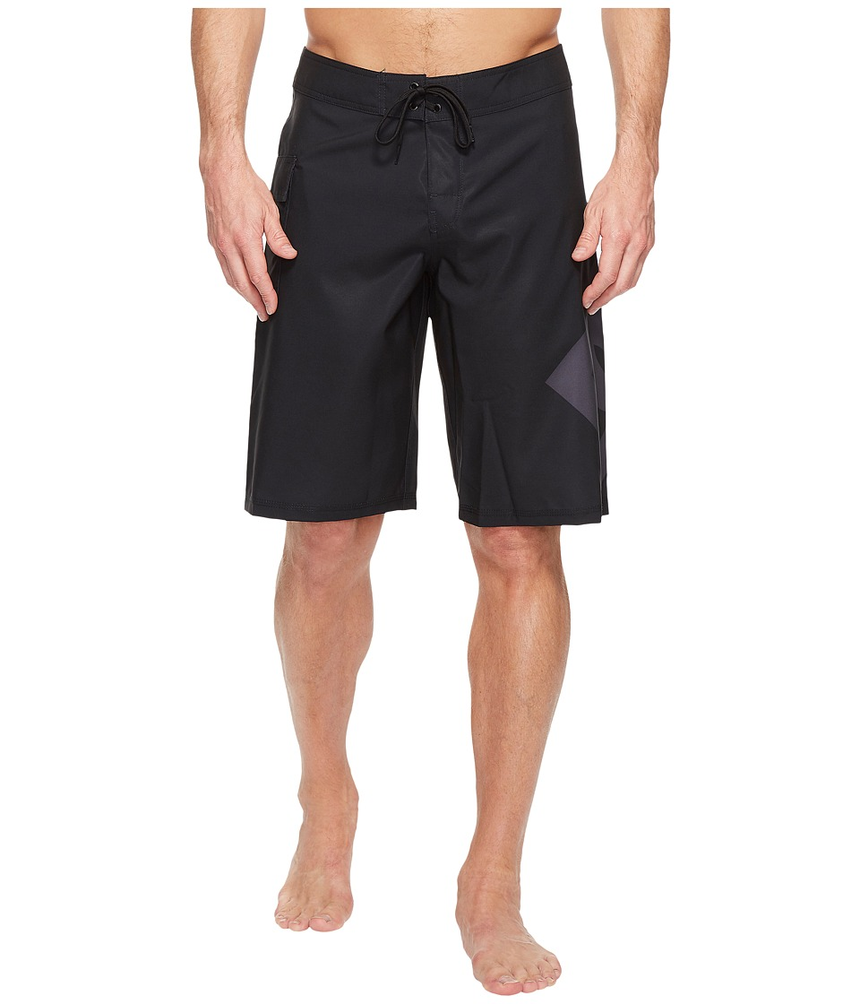 DC Lanai 22 Boardshorts (Black/Periscope) Men