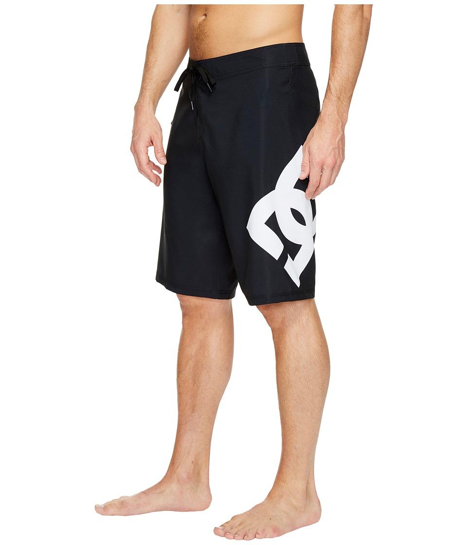 DC Lanai 22 Boardshorts (Black) Men