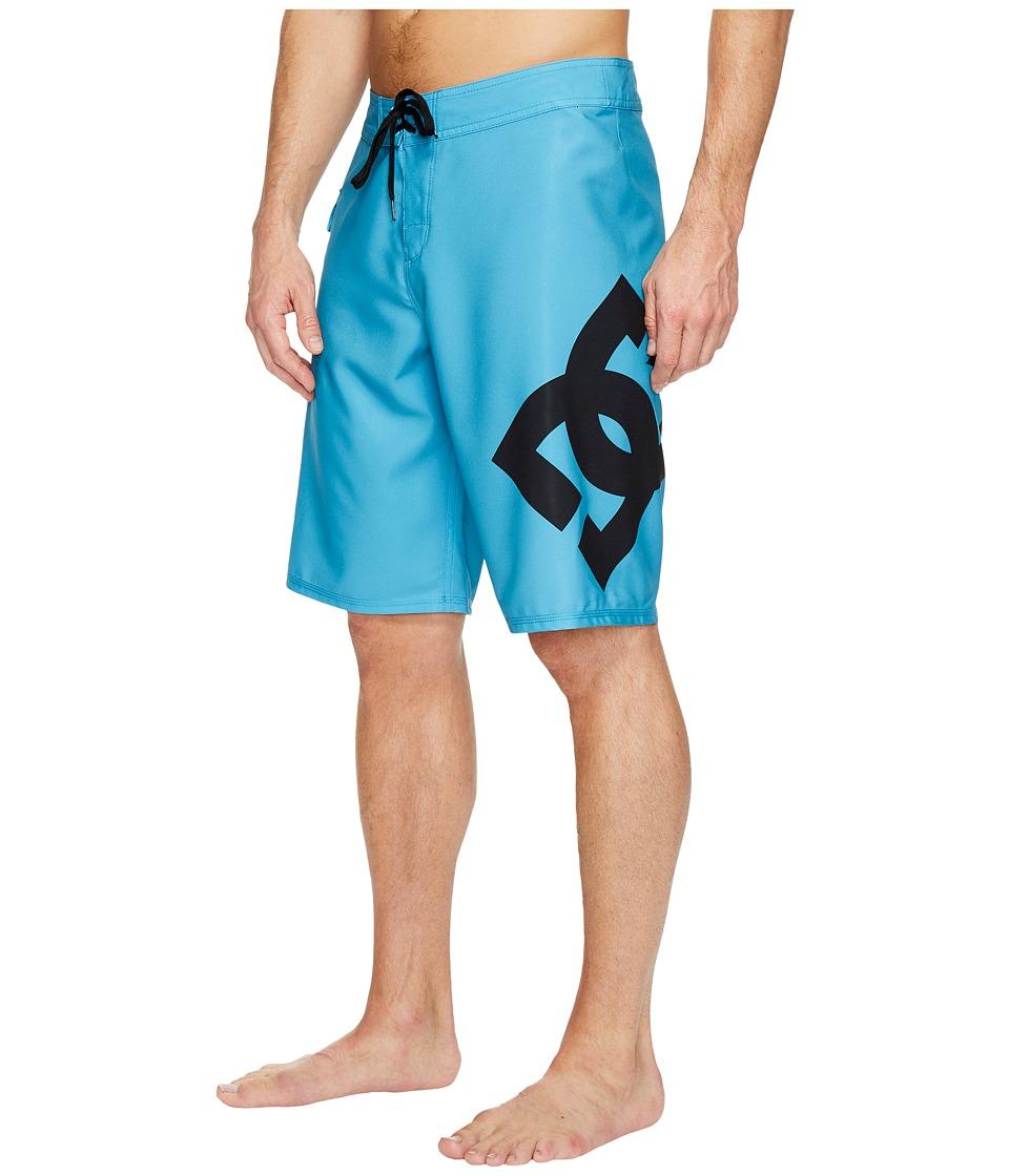 DC Lanai 22 Boardshorts (Blue Moon) Men