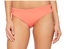 Roxy Softly Love Reversible 70's Lace-Up Bikini Bottom