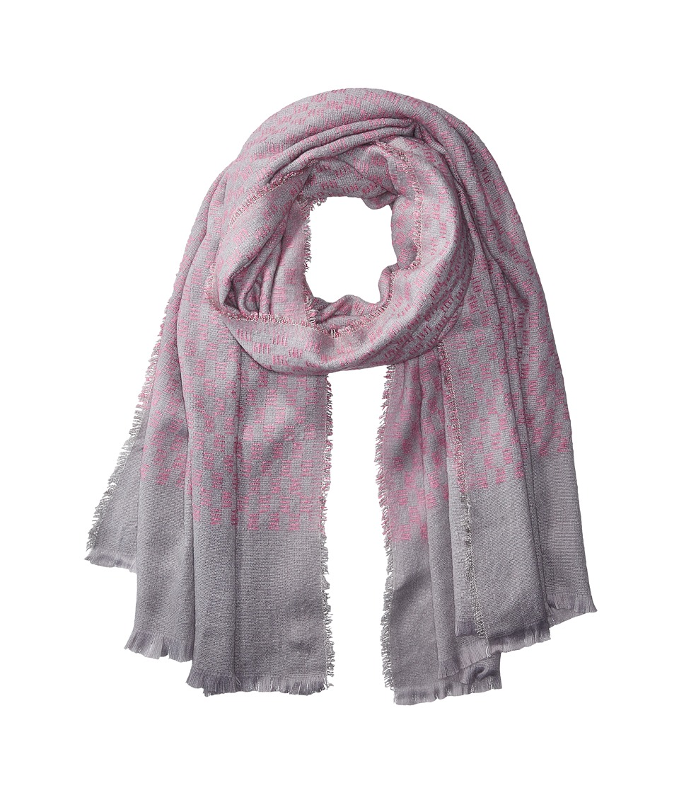 Bindya - Check Print Scarf