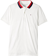 Tommy Hilfiger Kids - Solid Athletic Polo (Big Kids)