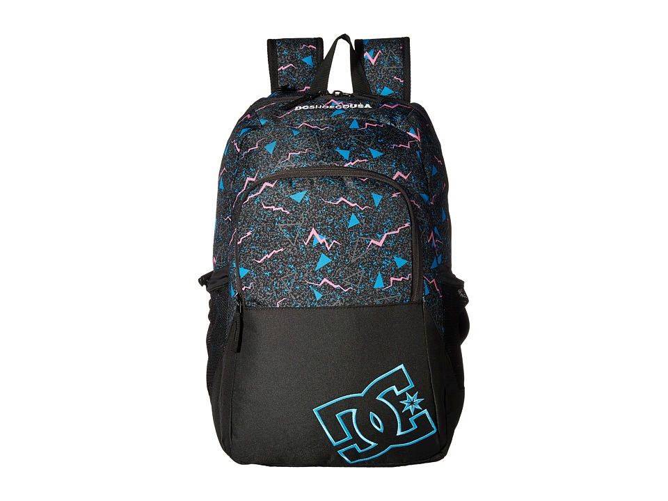 DC Detention II (Black DC Bay) Backpack Bags