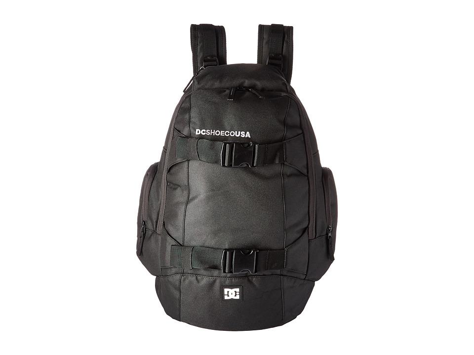 DC Wolfbred III (Black) Backpack Bags
